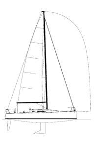 J111 Schéma caractéristique