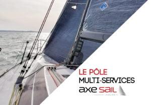 Pôle multi-services - Axe Sail