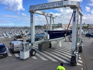 Hivernage - Port Chantereyne