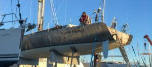 Pole multi-service - refi - Axe Sail