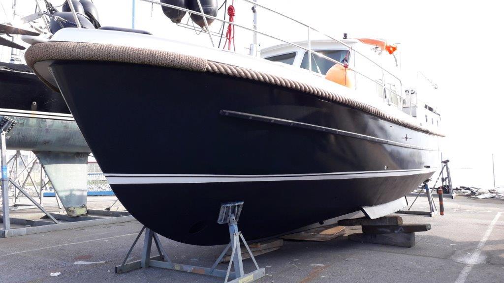 bateau d'occasion