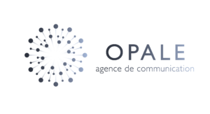 Logo Opale Agence de communication
