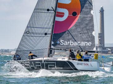 Le J/99 Axe Sail remporte le Tour des Ports de la Manche